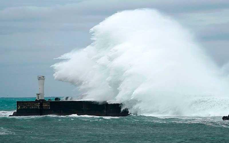 Tufão Hagibis poderá atingir região metropolitana de Tóquio