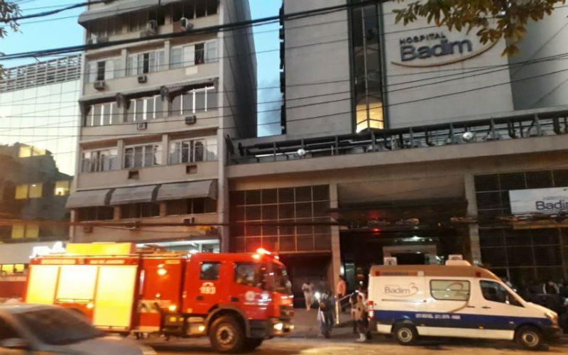Morre 20ª vítima do incêndio no Hospital Badim no Rio