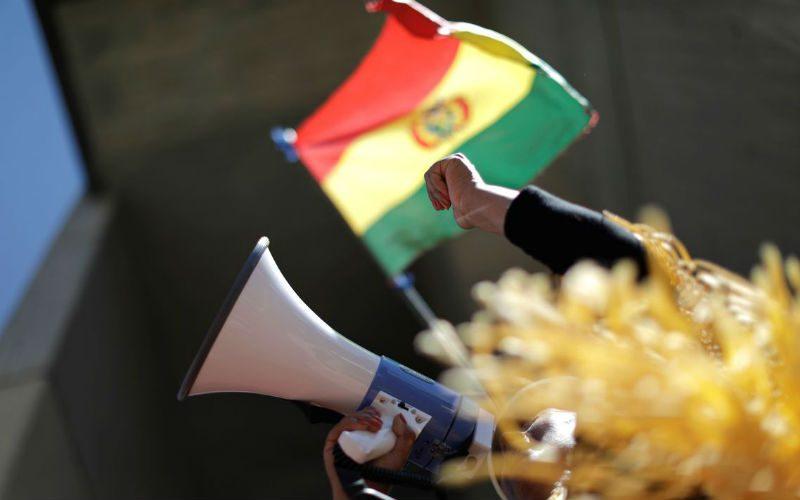 OEA pede explicações sobre interrupção de contagem de votos na Bolívia