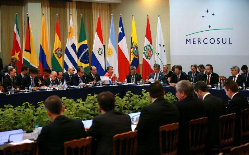 Chanceleres participam de encontro preparatório da Cúpula do Mercosul