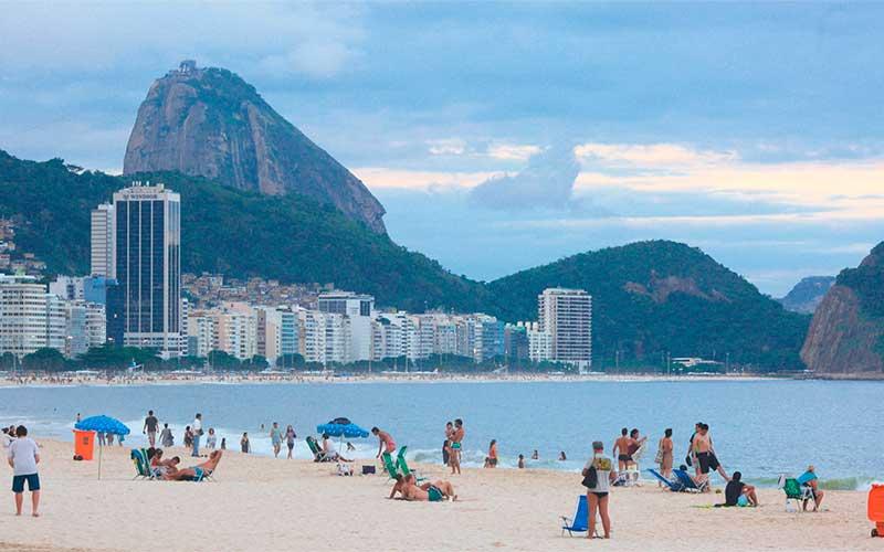 Hotéis do Rio revelam recorde de público no réveillon