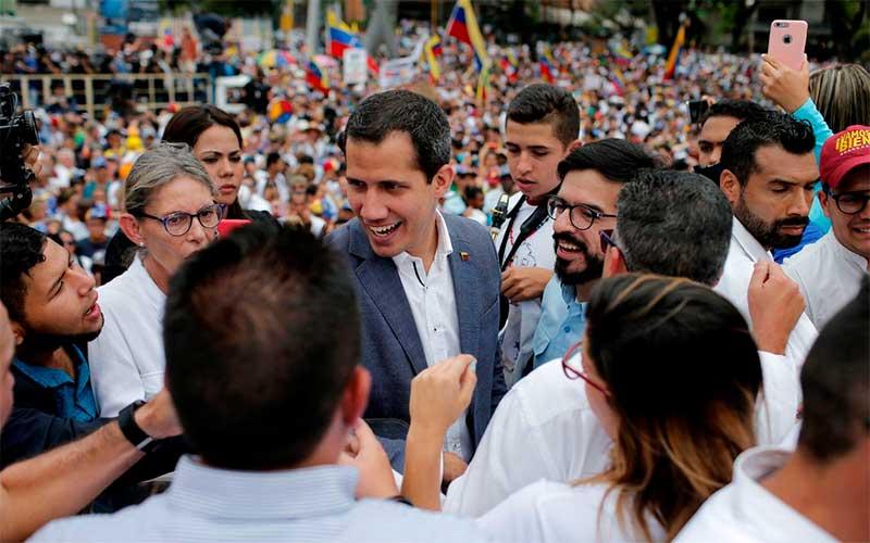 Grupo de Lima saúda reeleição de Guaidó para assembleia venezuelana
