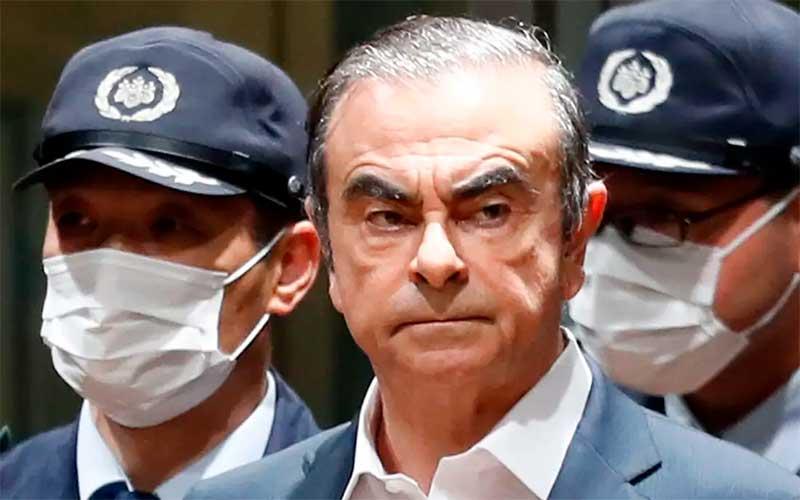 Secretário diz que Japão fará tudo para obter extradição de Ghosn