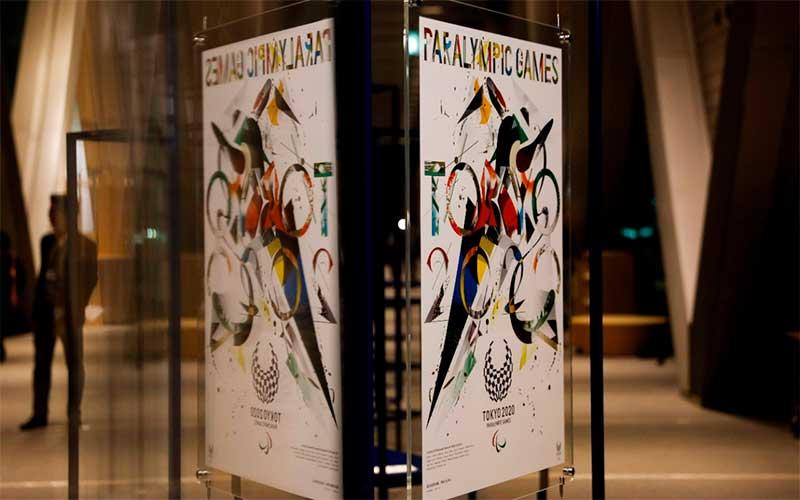 Cartazes oficiais dos Jogos de Tóquio 2020 são apresentados