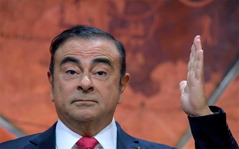 Ghosn vai revelar responsáveis por sua prisão