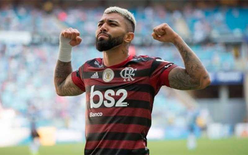 Inter deseja vender Gabigol pelo preço que o Flamengo quer para contratar Vidal