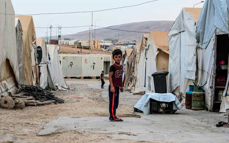 ONG alerta que morre uma criança por dia no Nordeste da Síria