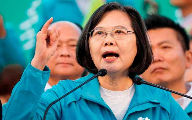 Taiwan elege presidente no sábado e atual líder é favorita