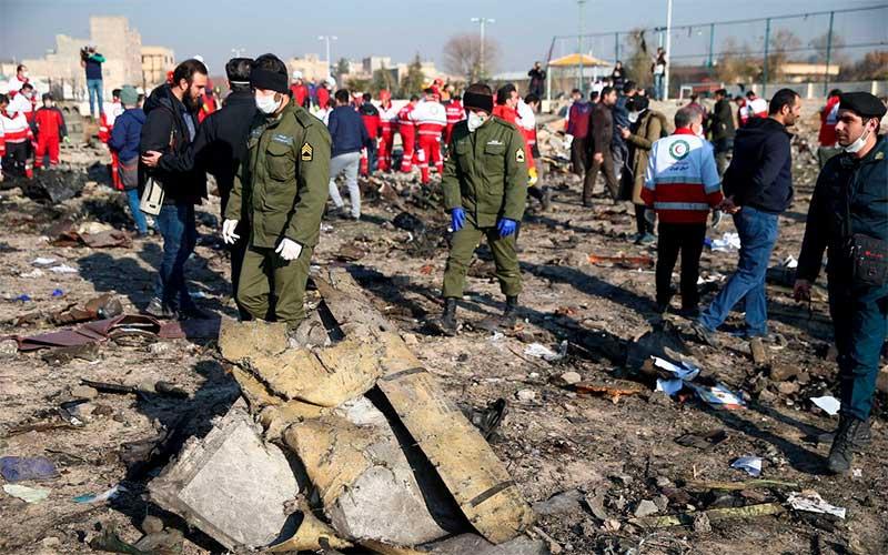 EUA acreditam que avião ucraniano foi abatido por míssil do Irã