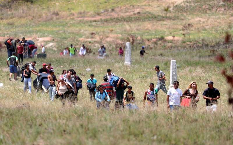 Publicada lista de venezuelanos com condição de refugiados reconhecida