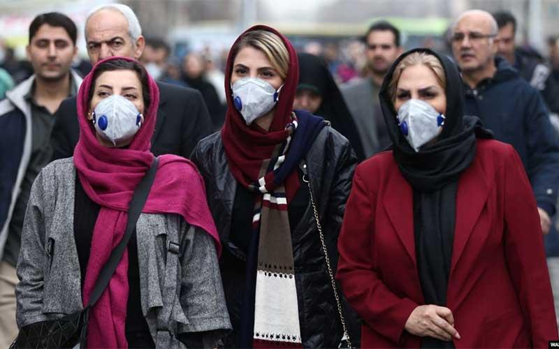 Irã confirma duas mortes por coronavírus além de 3 casos de infecção