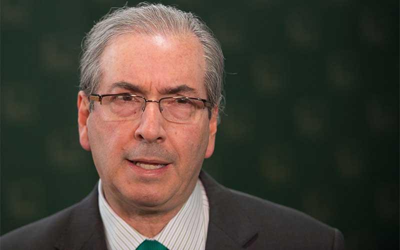 Justiça autoriza prisão domiciliar para Eduardo Cunha