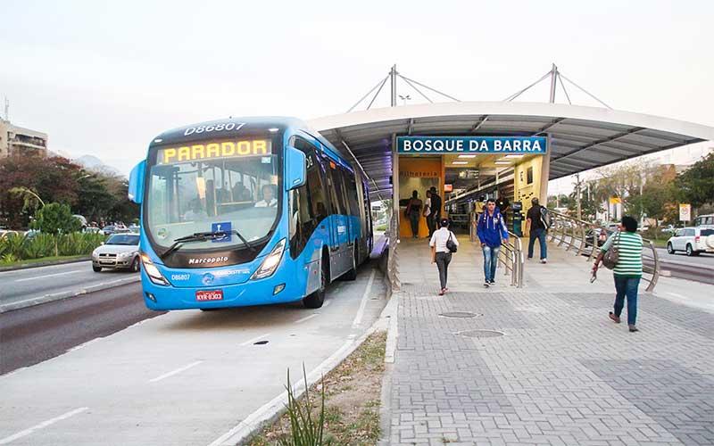 Uso de máscaras passa a ser obrigatório em transportes no Rio