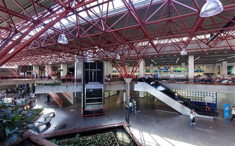 Aeroporto de Brasília retomará voos no fim de maio