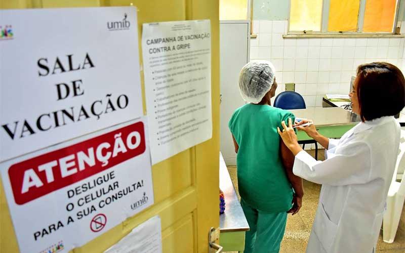 Começa hoje a 3ª fase da Campanha Nacional de Vacinação contra gripe