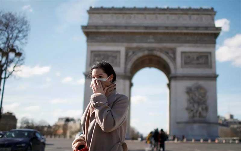 França emerge cautelosamente do isolamento por coronavírus
