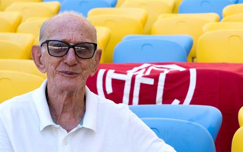 Jornalista esportivo Newton Zarani morre aos 93 anos no Rio