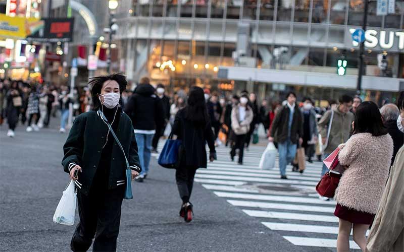 Japão analisa suspensão parcial de estado de emergência
