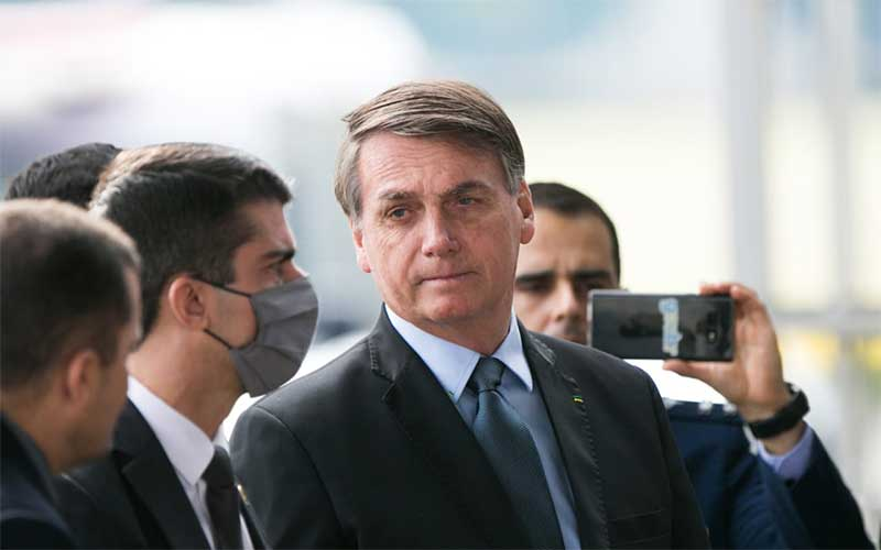 Bolsonaro tem 55% de desaprovação e 39% de aprovação