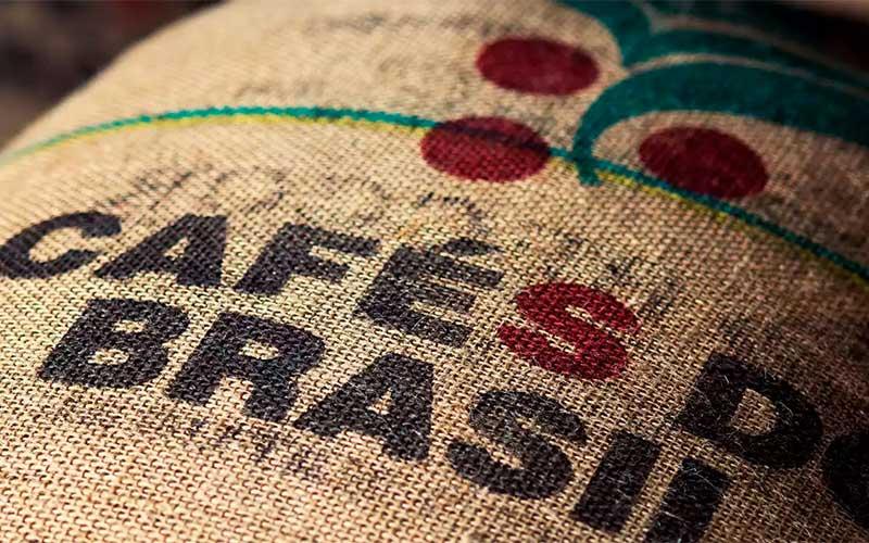 Exportação de café brasileiro aumenta 2,5% em abril
