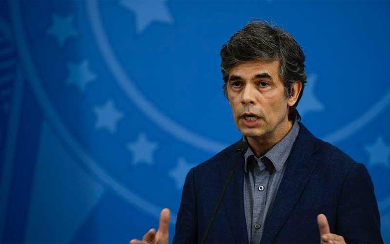 Teich pede demissão do governo Bolsonaro após menos de 1 mês