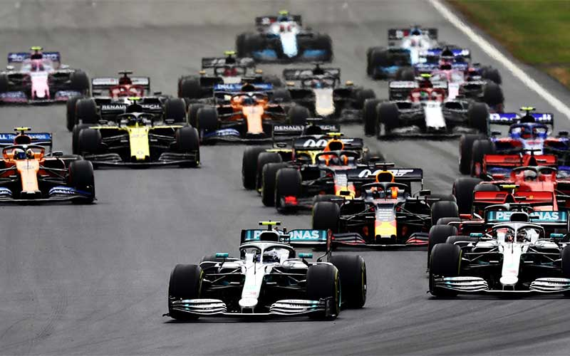 GP de Silverstone anuncia prova de Fórmula