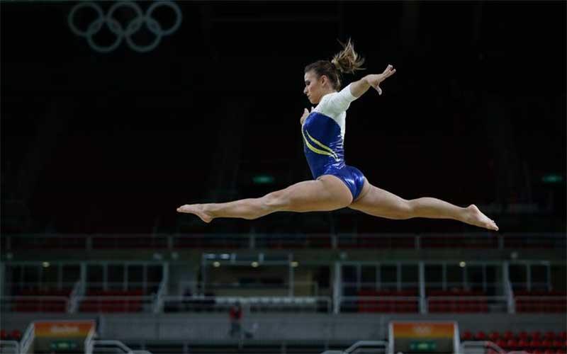 Ainda em recuperação, Jade Barbosa tem fé na classificação para Tóquio