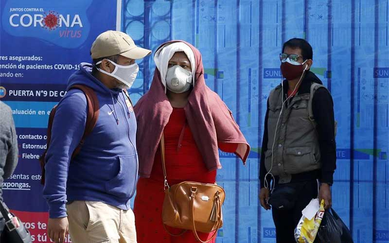 Peru supera 100 mil casos de covid-19