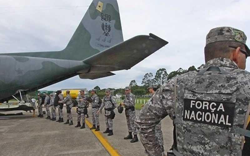 MJ autoriza uso da Força Nacional na Amazônia Legal