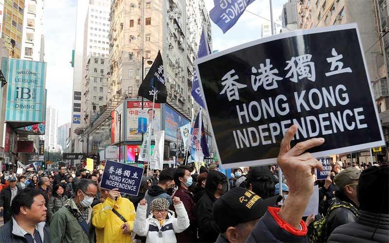 China sanciona lei de segurança para Hong Kong