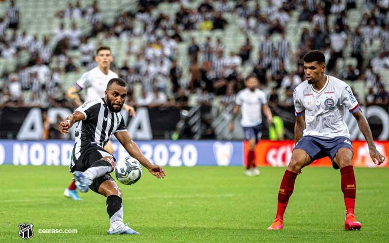 Bahia e Ceará miram título da Copa do Nordeste