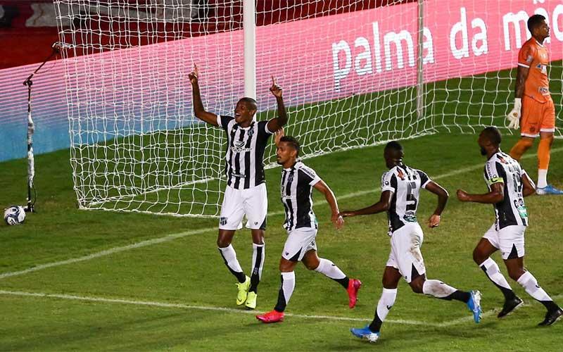 Ceará derrota Bahia e garante bicampeonato da Copa do Nordeste