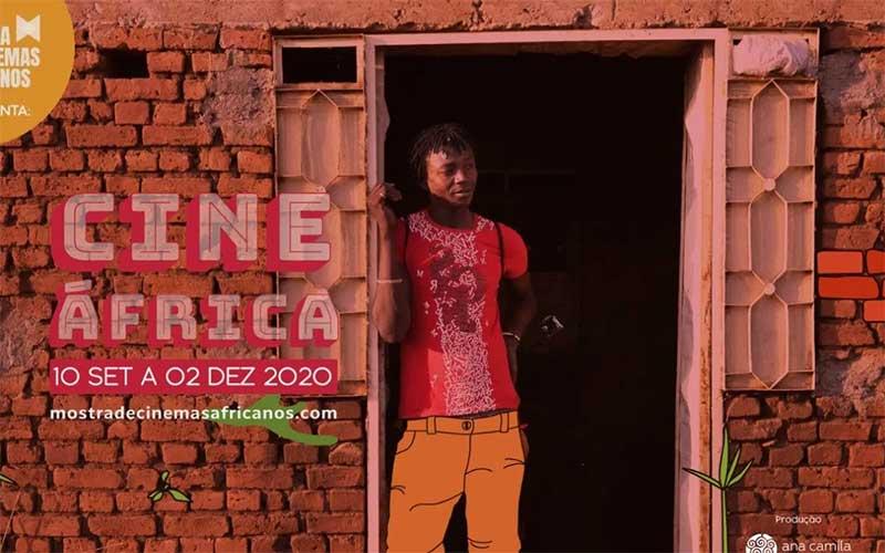 Com edição gratuita, mostra exibe filmes de oito países africanos