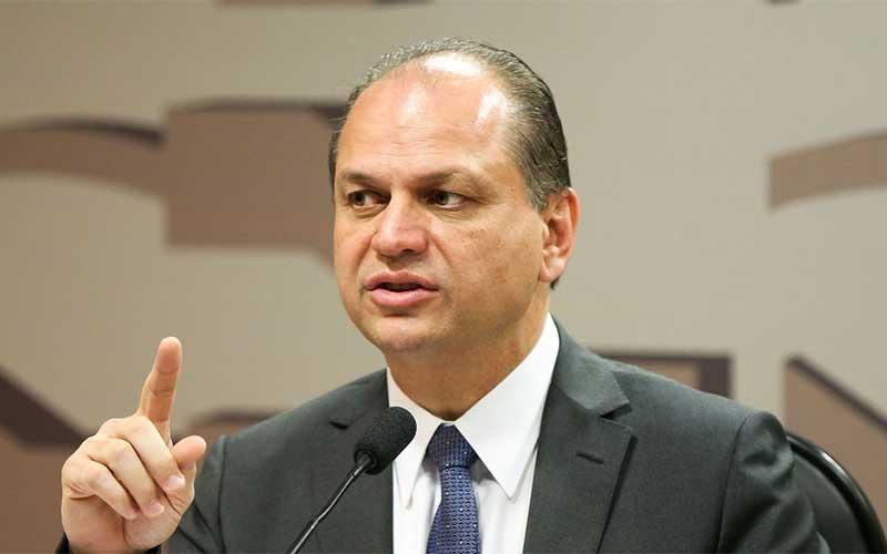 MP cumpre mandados em escritório do deputado Ricardo Barros
