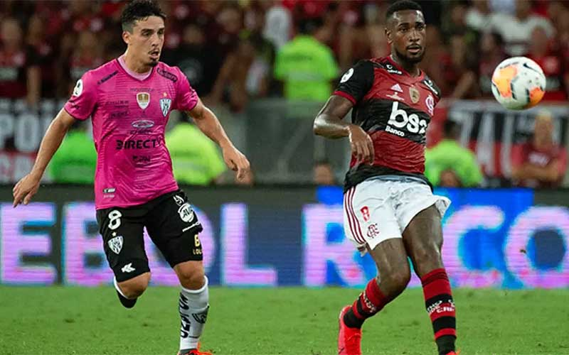 Flamengo pega o Del Valle em casa em jogo pela Libertadores