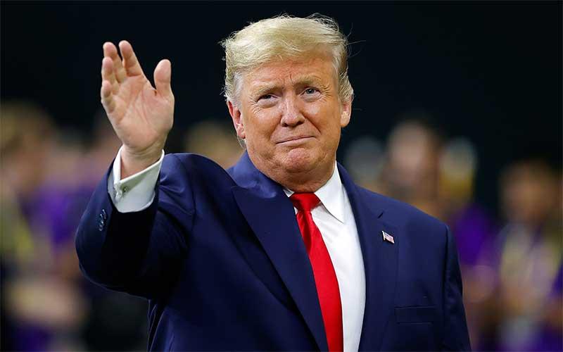 Teste positivo de Trump para covid-19 abala mercados antes de eleições