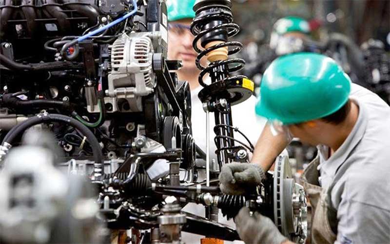 IBGE: produção industrial avança 3,2% em agosto