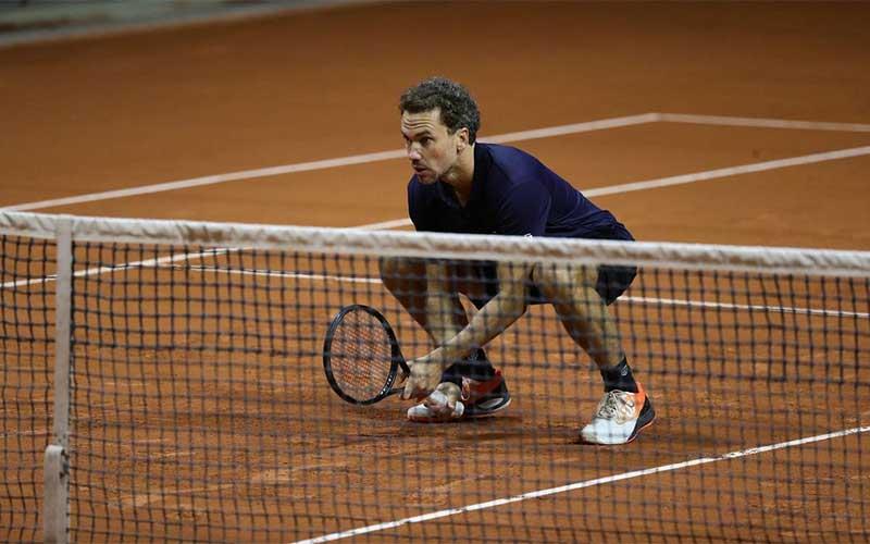 Bruno Soares está na semifinal de duplas de Roland Garros