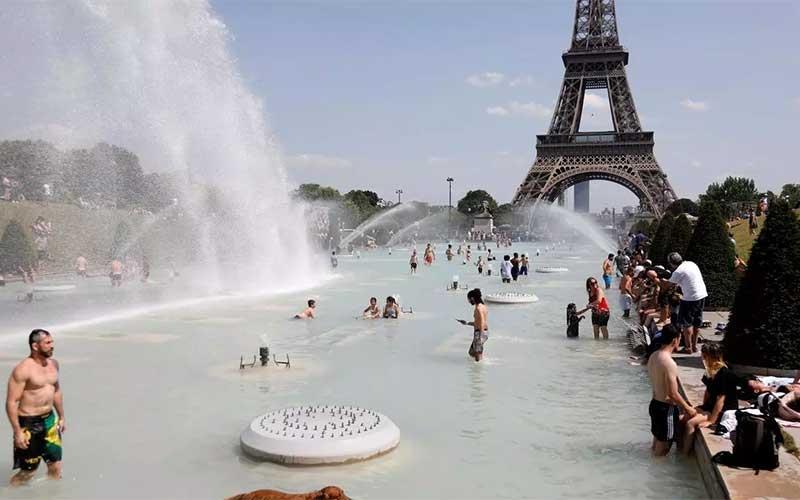 Setembro de 2020 foi o mês mais quente já registrado, diz UE