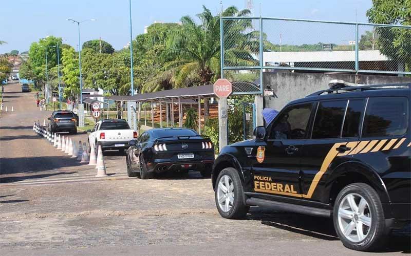 Governo Wilson Lima é alvo de nova fase da Operação Sangria da Polícia Federal