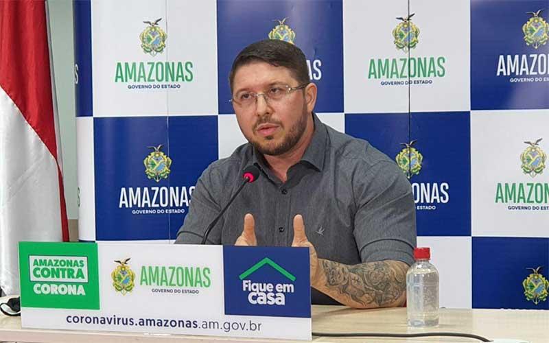 Vice-governador do Amazonas é alvo de operação da Polícia Federal