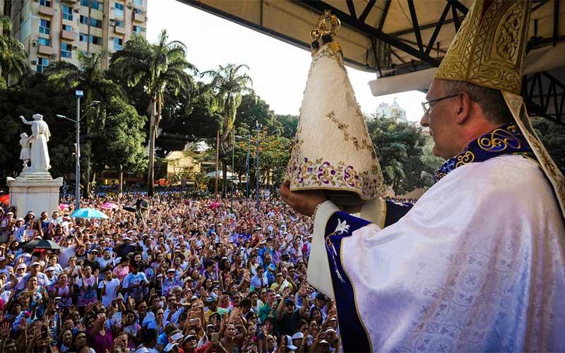 Círio de Nazaré adaptado começa hoje em Belém