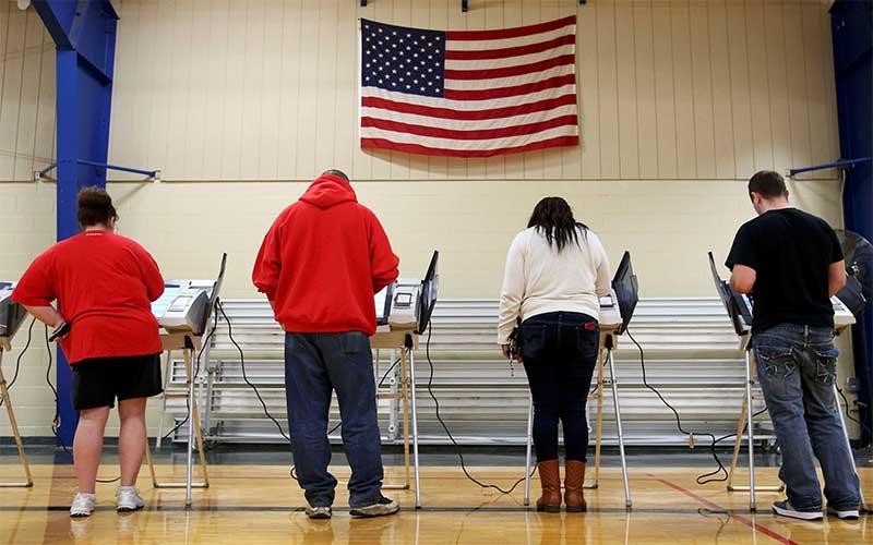 Mais de 6,6 milhões já votaram em eleição dos EUA