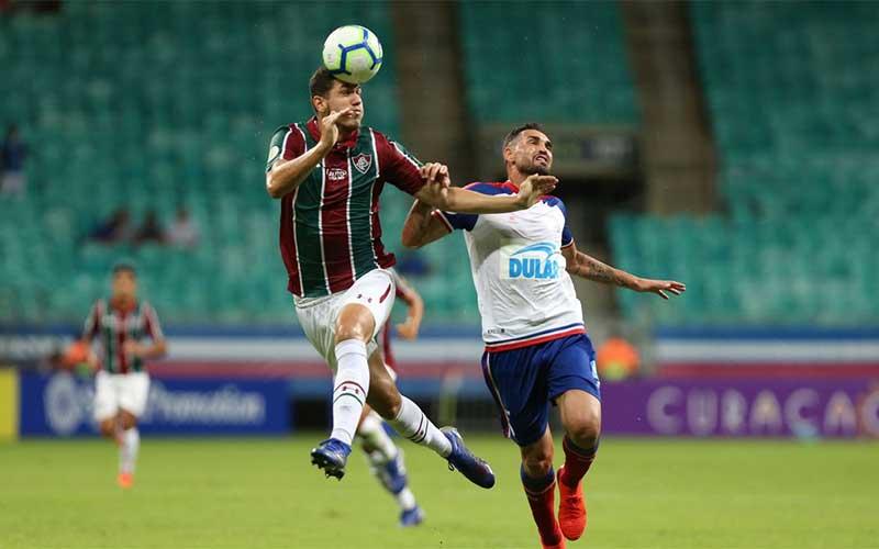 Fluminense e Bahia medem forças para confirmar boa fase no Brasileirão