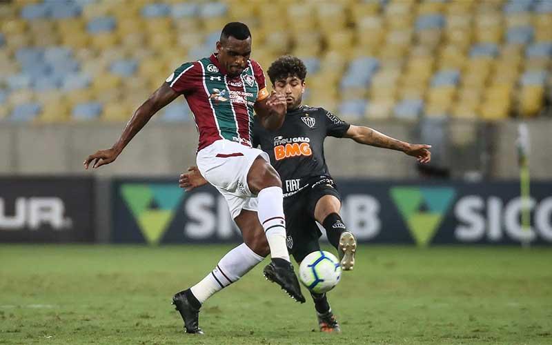 Líder Atlético-MG enfrenta Fluminense no Mineirão pela Série A