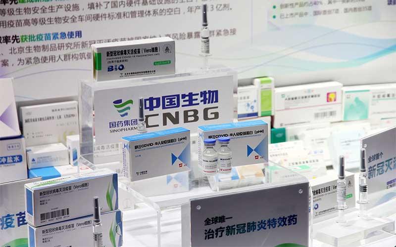 Candidata a vacina da chinesa CNBG se mostra promissora em testes