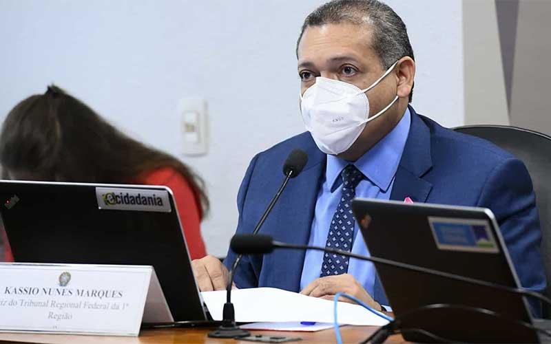 Nunes fala de independência de Poderes e ativismo judicial no Senado