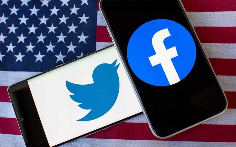 Twitter e Facebook rotulam publicações de Trump nas eleições dos EUA