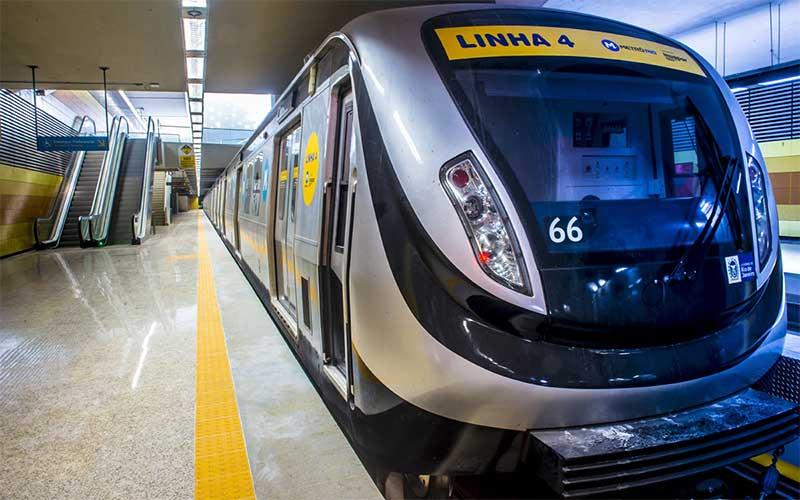 Polícia Federal investiga propinas na construção do metrô do Rio