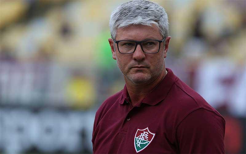 Odair Hellmann aceita proposta do exterior e deixa Fluminense
